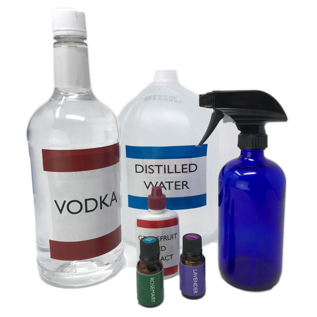 vinegar free all purpose rosemary lavender cleaner