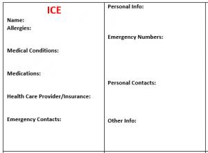 Ice Card