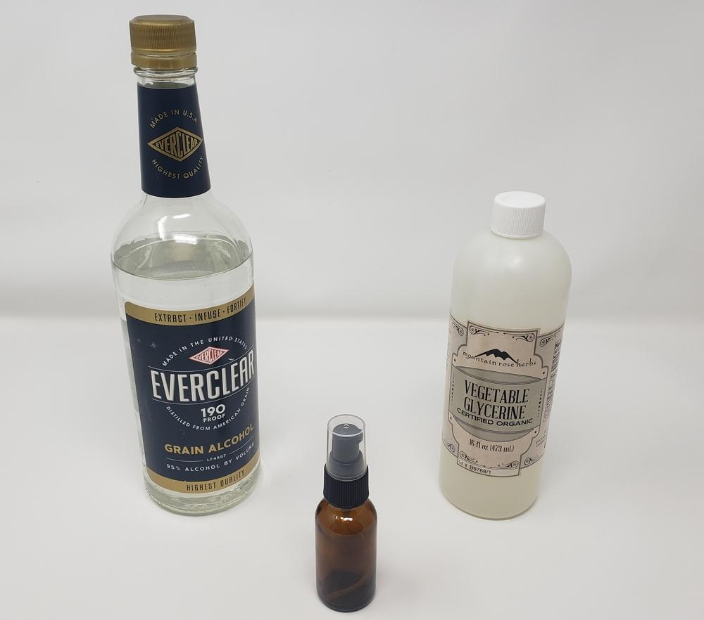 How To Make a Homemade Hand Sanitizer